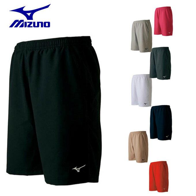 ミズノ テニスウェア バドミントンウェア ハーフパンツ メンズ レディース ゲームパンツ 62JB7001 MIZUNO