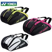 ヨネックスYONEXラケットバッグ6リュック付テニス6本用BAG1732R
