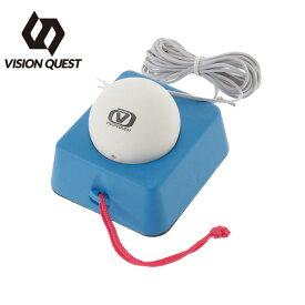 ソフトテニス 練習器具 トレーニング ソフトテニストレーナー VQ530403G01 ビジョンクエスト VISION QUEST