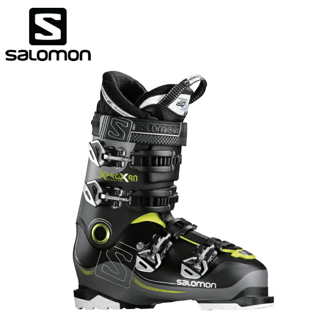 サロモン salomonスキーブーツ バックルブーツX PRO X80L39237300