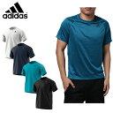 アディダス 機能ウェア メンズ D2M トレーニングワンポイントTシャツ BUM28 【KPN】 MENS adidas