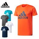 【ポイント10倍 6/17 19:00〜6/22 1:59】アディダス adidas スポーツウェア メンズ ESSカモビッグロゴ機能Tシャツ DJP84