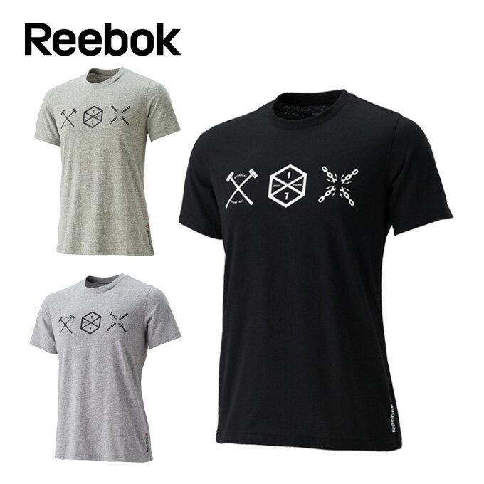 リーボック Reebok 機能ウェア メンズ ワンシリーズ SF グラフィックショートスリーブTシャツ2 LNT41