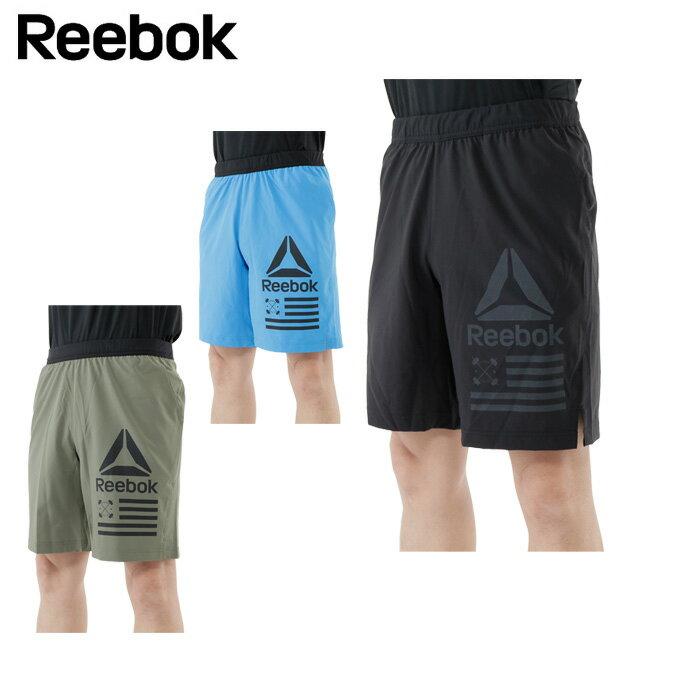リーボック Reebok ショートパンツ メンズ トレーニングボードショーツ BVX99
