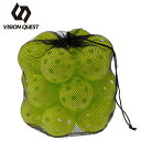 野球 トレーニング用品 バッティング練習ボール20P VQ550411G05 ビジョンクエスト VISION QUEST