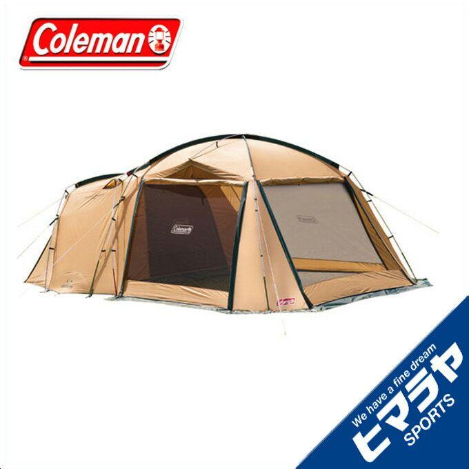 コールマン テント 大型テント ファミリーテント タフスクリーン2ルームハウス 2000031571 アウトドア キャンプ coleman