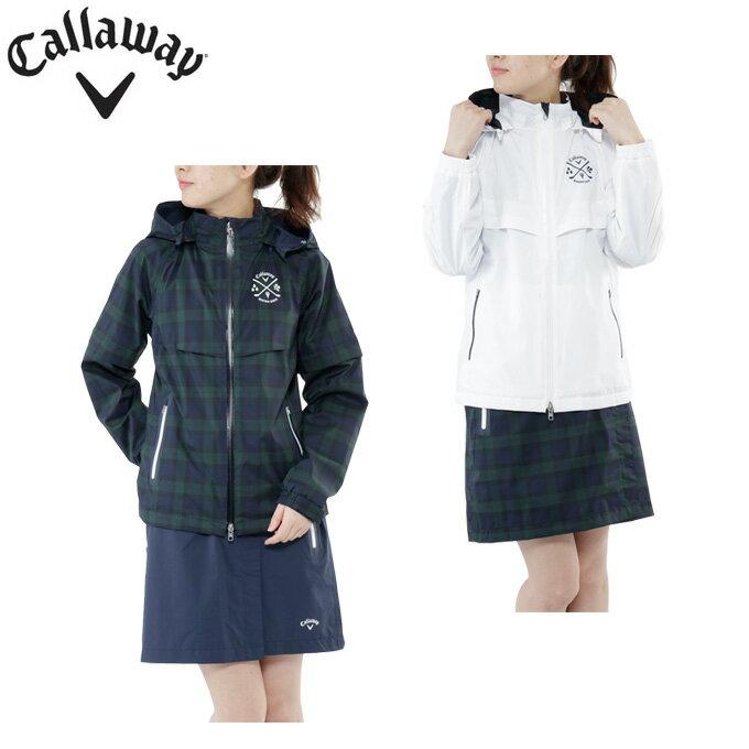 キャロウェイ Callaway ゴルフ レディース 4WAYセットアップレインウエア 241-7988801