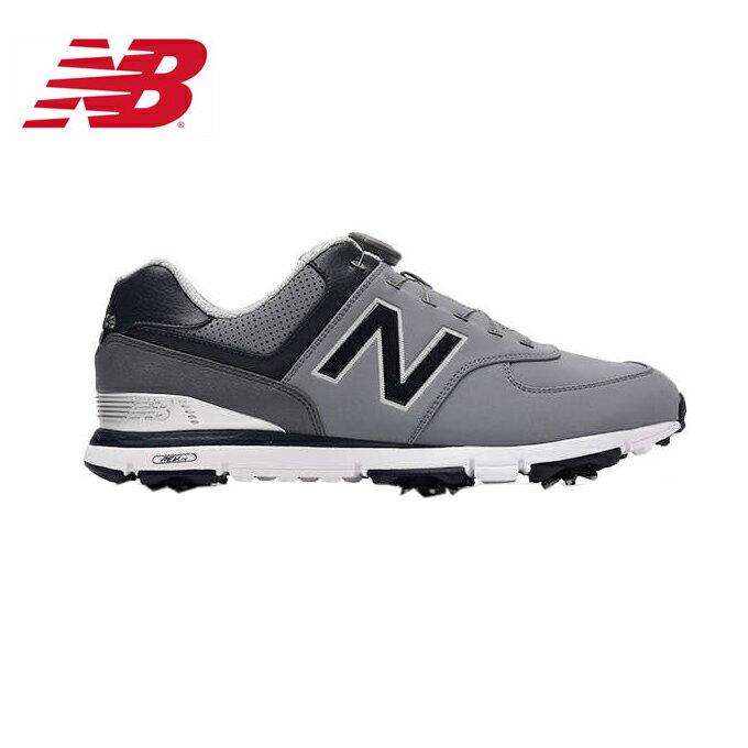 ニューバランス new balance ゴルフシューズ メンズ ソフトスパイク MGB574