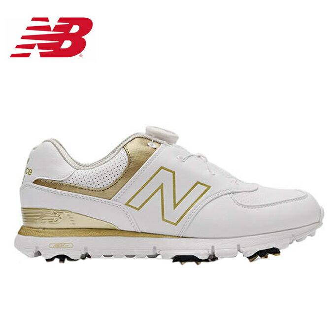ニューバランス new balance ゴルフシューズ レディース スパイク WGB574