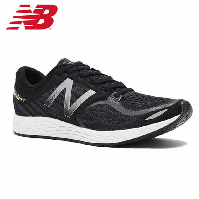 ニューバランス new balanceランニングシューズ マラソンシューズ メンズFRESH FOAM ZANTE Mフレッシュフォーム ザンテM MZANTBK3ジョギング ランシュー クッション重視
