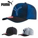 プーマ PUMA ゴルフ メンズ GO TIME キャップ 053180