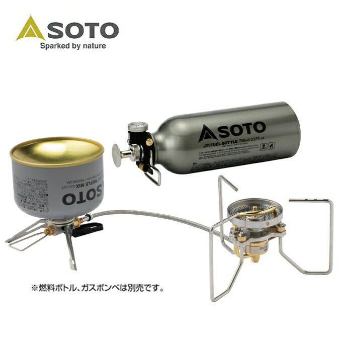 ソト SOTO シングルバーナー ストームブレイカー SOD-372