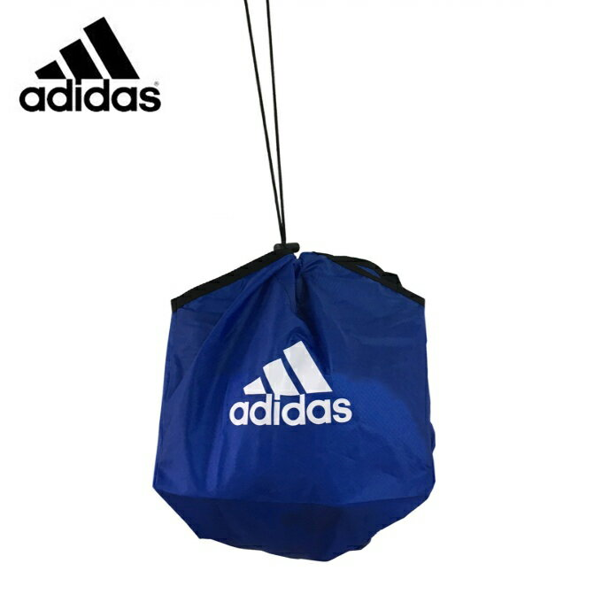 【7,000円以上でクーポン利用可能 11/18 23:59まで】 アディダス サッカー ボールバッグ 新型ボールネット ABN01B adidas