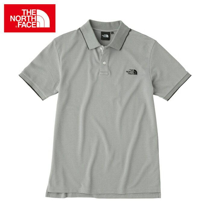 ノースフェイス アウトドア ポロシャツ 半袖 メンズ マキシフレッシュラインドポロ NT21543 THE NORTH FACE