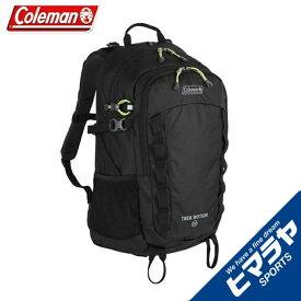 コールマン リュックサック 30L メンズ レディース トレックモーション30 ブラック TREKMOTION30L Coleman バックパック