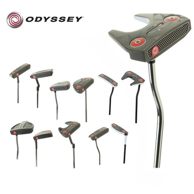 オデッセイ ODYSSEY ゴルフ 単品 パター メンズ オーワークス O-WORKS