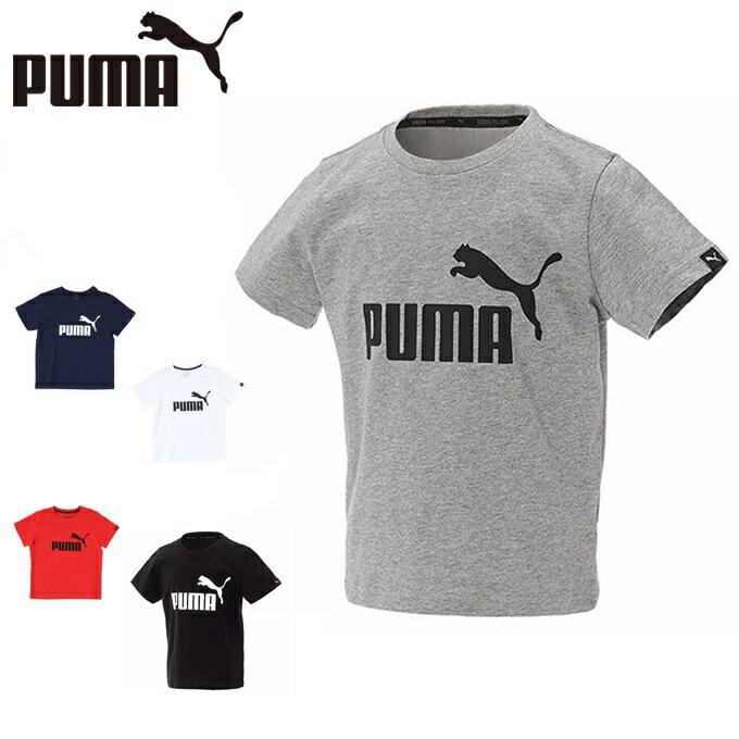 プーマ スポーツウェア 半袖 シャツ Tシャツ ジュニア SS TEE 592804 PUMA