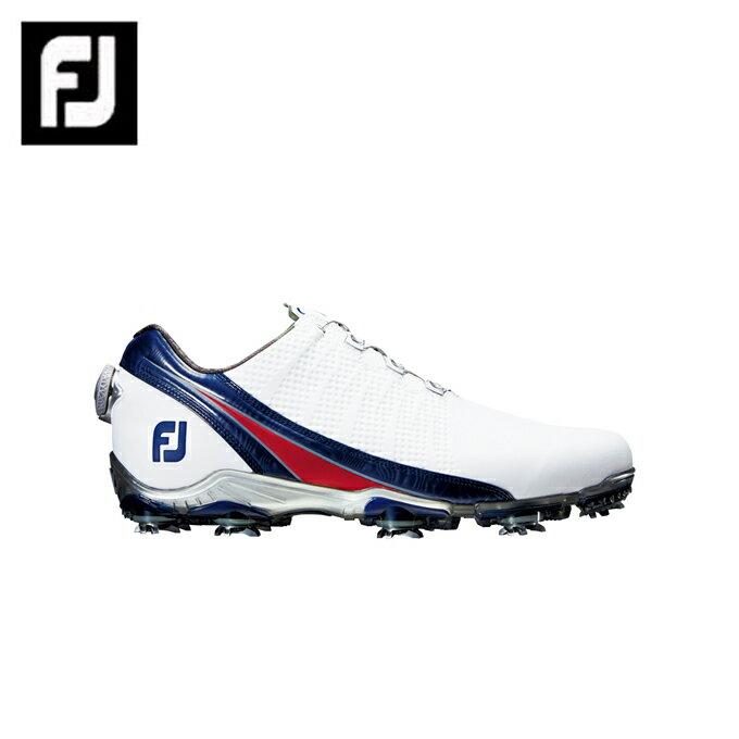 フットジョイ FootJoy ゴルフシューズ ソフトスパイク メンズ D.N.A. Boa 53313 ゴルフスパイク