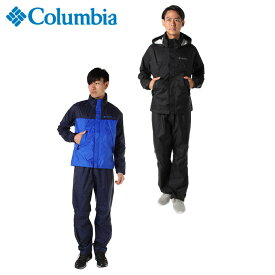コロンビア レインウェア 上下セット メンズ シンプソンサンクチュアリレインスーツ PM0124 Columbia
