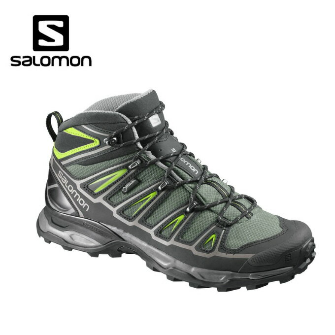 サロモン salomon トレッキングシューズ メンズ X ULTRA MID 2 GORE-TEX ウルトラ ミッド 2 ゴアテックス L37103200