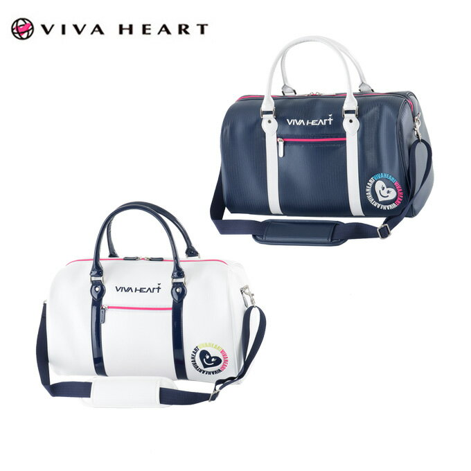 ビバハート VIVA HEART ゴルフ レディース ボストンバッグ VHB021