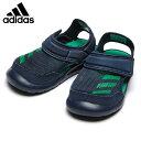 アディダス adidasストラップサンダル ジュニアBABY FortaSwim IBEI50 BA9375