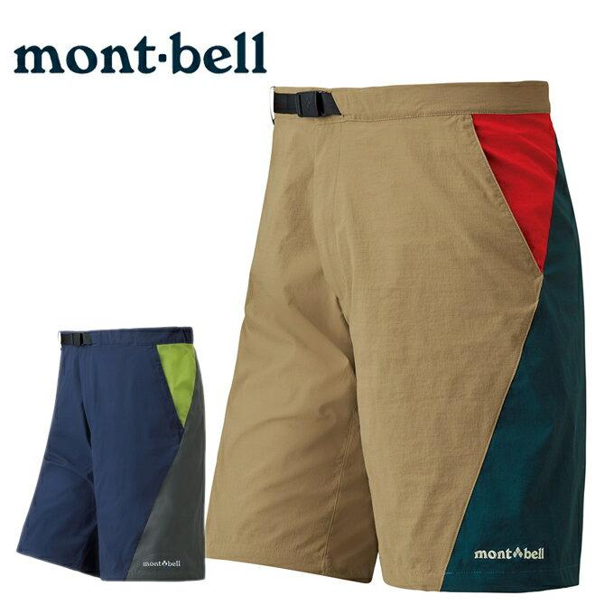 モンベル mont bell アウトドア ショートパンツ メンズ キャニオンショーツ Men's 1105529