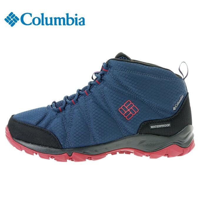コロンビア Columbia トレッキングシューズ メンズ ファイアーキャンプ2ミッド ワイド BI1712 464