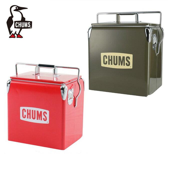 チャムス CHUMS クーラーボックス スチールクーラーボックス Steel Cooler Box CH62-1128