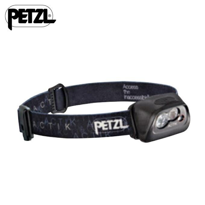 ペツル Petzl ヘッドライト ACTIK アクティック E99AAA