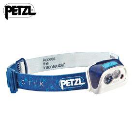 ペツル Petzl ヘッドライト ACTIK アクティック E99AAC