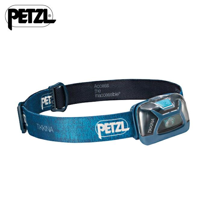 ペツル Petzl ヘッドライト TIKKINA ティキナ E91ABC