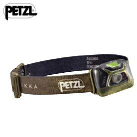 【基本送料無料 10/17 8:59まで】 ペツル Petzl ヘッドライト TIKKA ティカ E93AAB