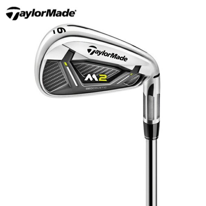 テーラーメイド TaylorMade ゴルフクラブ アイアンセット 6本組 メンズ TM7-217 カーボンシャフト M2 IRONS