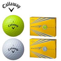 キャロウェイCallawayゴルフボール1ダース12個入ウォーバードWARBIRD