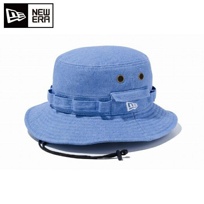 ニューエラ NEW ERA トレッキング アクセサリー ハット 帽子Adventure Color Denim カラーデニム11404536