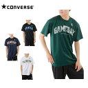 コンバース CONVERSE バスケットボール メンズ 半袖プリントTシャツ CB271314