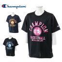 チャンピオン Champion バスケットボール ジュニア プラクティスTシャツ CK-KB325