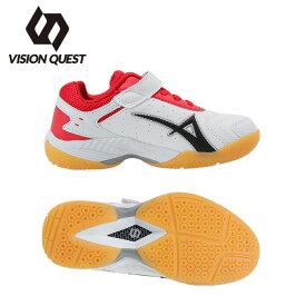 ジュニアバドミントンシューズ スマッシュ キッズ BD VQ530204G06 ビジョンクエスト VISION QUEST