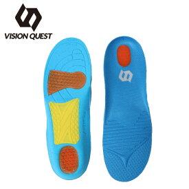 メンズ レディース バスケット&バレー向けインソール VQ570409G01 ビジョンクエスト VISION QUEST
