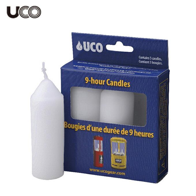 ユーシーオー UCO キャンドルランタン キャンドルランタン スペアキャンドル 24620