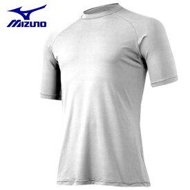 ミズノ 野球ウェア 半袖Tシャツ メンズ レディース ライトフレキシードライ 丸首 半袖 12JA5P3001 MIZUNO