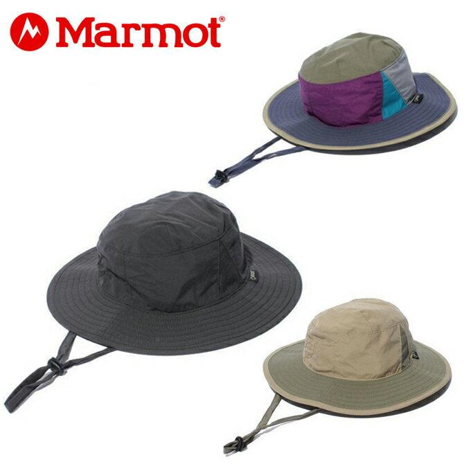 【5000円以上でクーポン利用可 2/24 0:00〜2/25 23:59】 マーモット Marmot レインハット メンズ GORE-TEX R Linner Hat ゴアテックス ライナー ハット MJH-S7434