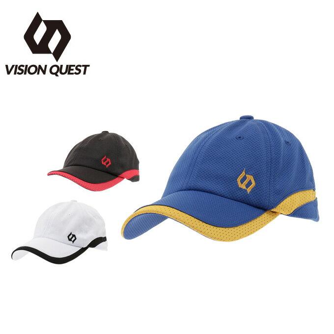 ビジョンクエスト VISION QUEST アクセサリー 帽子 ジュニア メッシュキャップ VQ430101G10