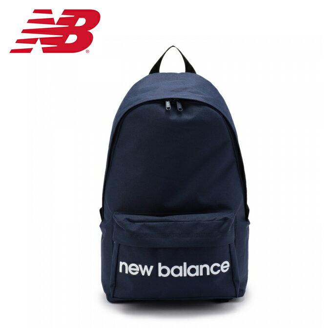 ニューバランス new balance バックパック ライフスタイル ロゴバックパック JABL7223
