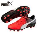 プーマ PUMA サッカースパイク ジュニアエヴォパワー 4.3 HG JR103625-03
