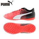 プーマ PUMA サッカー トレーニングシューズ 紐タイプ ジュニア エヴォP4.3トリックスTT 103627 03