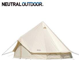 ニュートラルアウトドア テント 大型テント GE テント 4.0 NT-TE03 ゲル型 NEUTRAL OUTDOOR