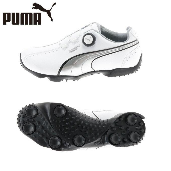 プーマ PUMA ゴルフシューズ スパイクレス メンズ ACE SPIKELESS DISC エース スパイクレス ディスク 189426 03
