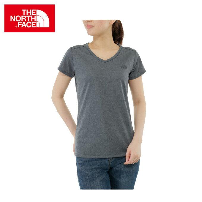 ノースフェイス アウトドア Tシャツ 半袖 レディース ショートスリーブボルテージクルー NTW61677 THE NORTH FACE